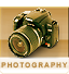 Navigation icon for the Photography sub-category