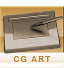 Navigation icon for the CG Art sub-category